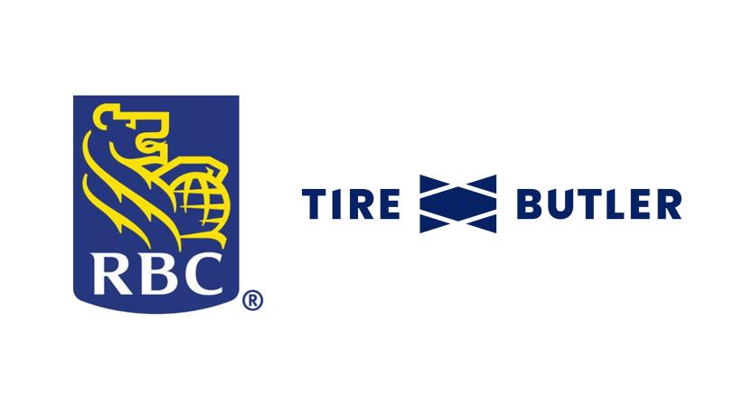 RBC Tire Butler Logos